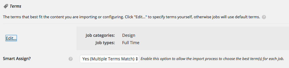 Categorize : Smart Assign